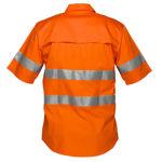 MA302-Hi-Vis-Lightweight-SS-Shirt-Orange-Back