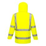 K8107-Forge-Jacket-Yellow-Back