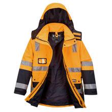 K8106-Venture-4in1-Jacket-Railway-Orange