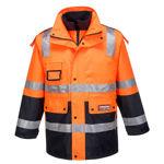 K8106-Venture-4in1-Jacket-Orange-Navy