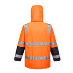 K8106-Venture-4in1-Jacket-Orange-Navy-Back