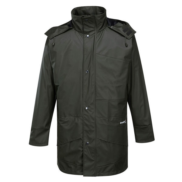 K8103-Farmers-Breathable-Jacket-Forest-Green