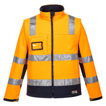 K8074-Chassis-Jacket-Softshell-2in1-Railway-Orange