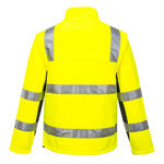 K8074-Chassis-Jacket-Softshell-2in1-Yellow-Navy-Back