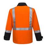 K8018-Bluey-Jacket-Orange-Black-Back