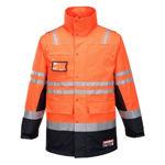 K8000-Fire-Jacket-Orange-Navy
