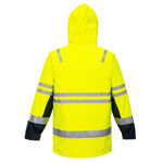 K8000-Fire-Jacket-Yellow-Navy-Back