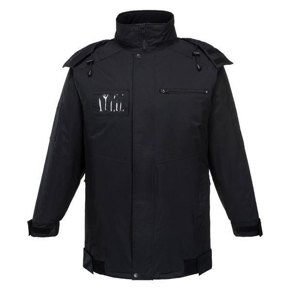 K2095-Security-Jacket-Black