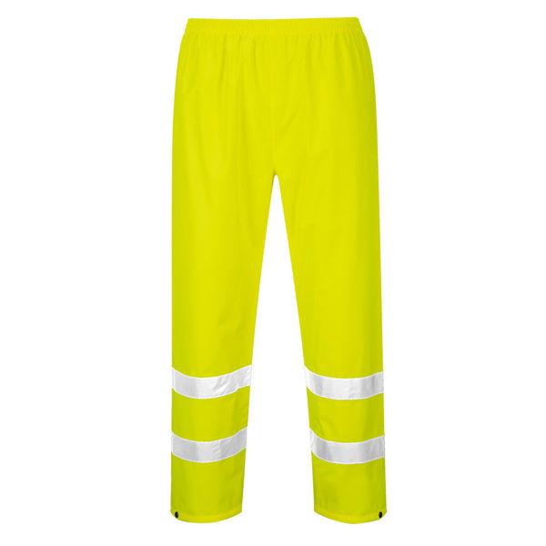 H441-Hi-Vis-Rain-Trousers-Yellow-Back