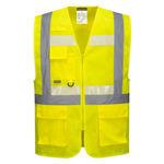 G456-Glowtex-Executive-Vest-Yellow