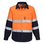 FR04-Portflame-Shirt-Orange-Navy