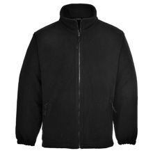 F205-Aran-Fleece-Jumper-Black