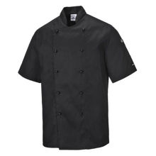 C734-Kent-Chefs-Jacket-Black