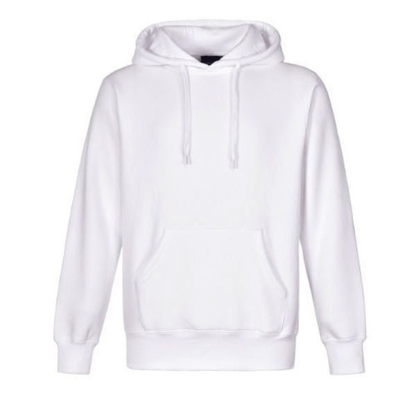FL09-Passion-Fleece-Hoodie-Unisex-WhiteWhite