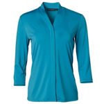 M8830-Ladies-3Q-Sleeve-Stretch-Knit-Top-Isabel-Pagoda