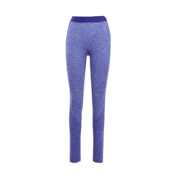 S789LD-Seamless-Legging-Blue-Marle