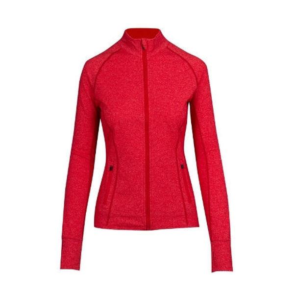 F390LD-Ladies-Greatness-Heather-Jacket-Red-Heather