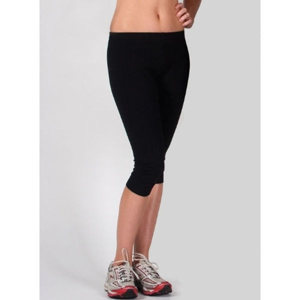 S808LD-Ladies-3Q-Leg-Pants-Black