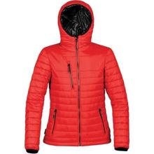 AFP-1W-Women's-Gravity-Thermal-Jacket-True-Red-Black