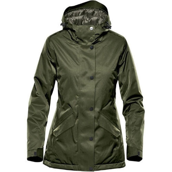 ANX-1W-Women's-Zurich-Thermal-Jacket-Moss