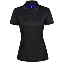 PS88-Bamboo-Charcoal-Corporate-Short-Sleeve-Polo-Ladies-Black