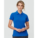 PS88-Bamboo-Charcoal-Corporate-Short-Sleeve-Polo-Ladies-Model