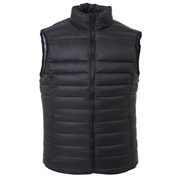 J808W-Women's-Puffer-Vest-Black