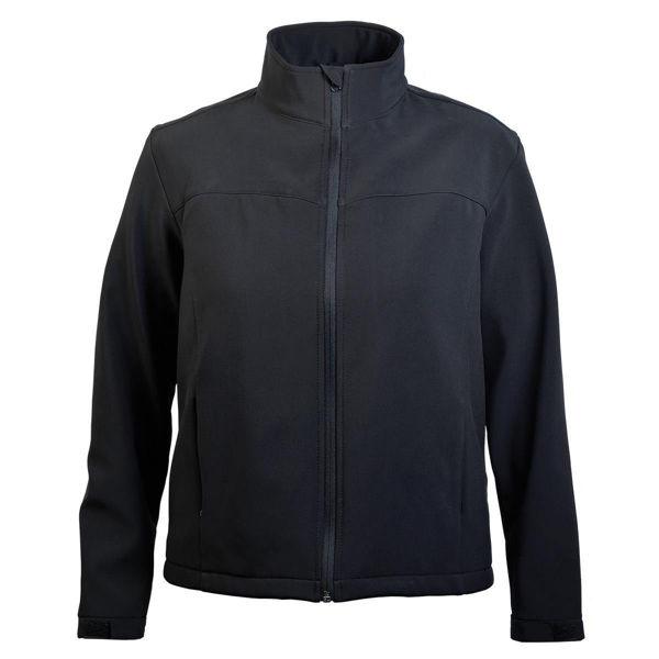 J802-W-The-Premium-Softshell-Women's-Black-Black