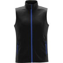 KSV-1-Men's-Orbiter-Softshell-Vest-Black-Azure-Blue