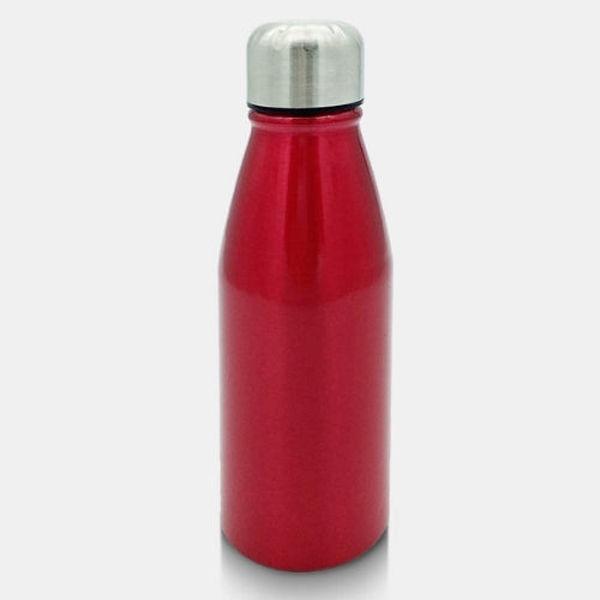 S937-Vita-Aluminium-Water-Bottle-Red