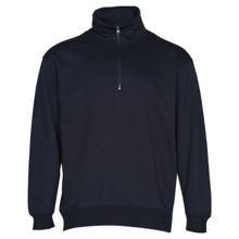 FL02-Falcon-Fleece-Sweat-Top-Men's-Navy-Blue