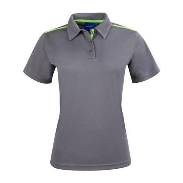 PS84-Staten-Polo-Shirt-Ladies-Ash-Lime