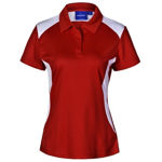 PS32A-Winner-Polo-Ladies-Red-White