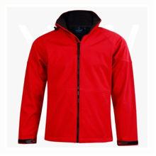 JK33-Aspen-Softshell-Hood-Jacket-Men's-Red-Black