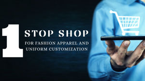 Your One-Stop Shop For Clothing And Uniform Customization
