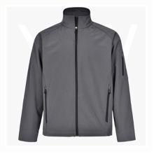 JK23-Men's-Softshell-High-Tech-Jacket-Charcoal
