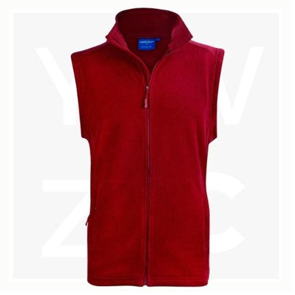 PF22-Bromley-Polar-Fleece-Vest-Unisex-Red