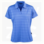 1153-Ice-Cool-1153-Ladies-SS-Polos-Ocean-Blue
